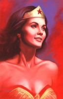 Wonder Woman_Lynda Carter 2 by DennisBudd