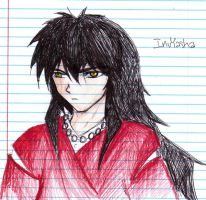 InuYasha by Lo-0