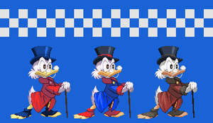 Scrooge McDuck! by Balthazar321