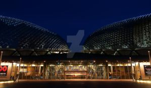 Two Durians For Singapore by poondq