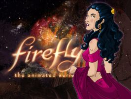 Firefly the Animation: Inara by Firefly-Club