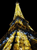 Eiffel Tower by mrworkermatt