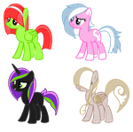 MLP FIM Adopts #3 CLOSED by UnicornsInWater