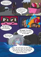 Sly Cooper: Thief of Virtue Page 70 by ConnorDavidson