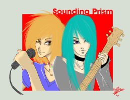 Sounding Prism by Pikkochan