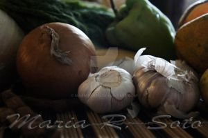 Vegetables by MariaRSoto