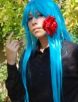 Fatal beauty of the rose by AmuChiiBunny