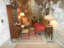 Al Capone's Cell by sandyandi146