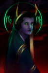 young dolorosa by thiefofmoon