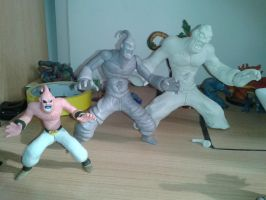 3 super buu by fsalkatras