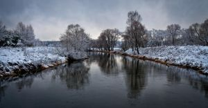 Istra river by fly10
