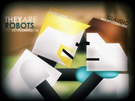 They Are Robots by MediaDesign
