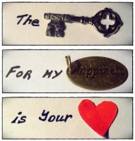 The key is the love by Lexxen