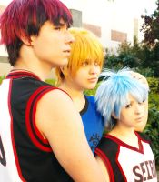 Don t stop us! - KnB by NamiWalker