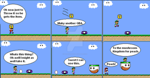 Super Mario World comic 6 by GoldenfrankO