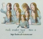 [Pack render 11] Suzy - Miss A by baoheo