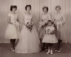 1962 wedding by specialoftheweek