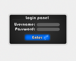 Simple Login by Super-Studio