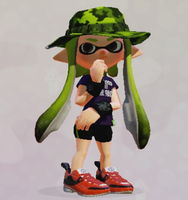 Me as an Inkling version 1.5 by YuGiOh5DsDuelist