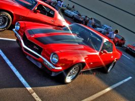 Racing Stripes Z28 by PhotographiCreed