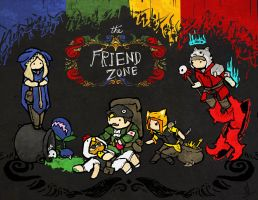 The Friend Zone by Yoblicnep