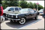 1965  Mustang Fastback by compaan-art