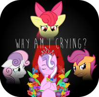 Comm: ''Why Am I Crying?'' Cover Image by Catnipfairy