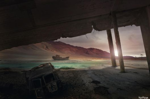 Ruined View by noro8