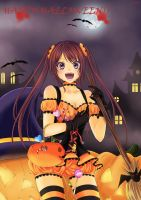 HAPPY HALLOWEEN! by sasuki-chan