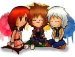 KH - Hot Choco Chibis by lollypop071