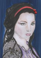 :: Amy Lee - Evanescence :: by Midnight-Glade
