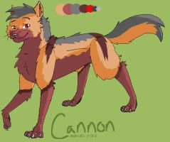 .:Cannon:. by hakura-lives