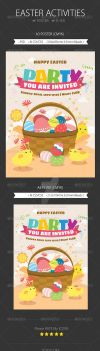 Easter Activities by 90Box