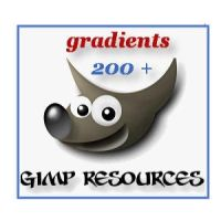 gimp resources gradients by blueeyedmagickman