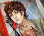 Detail | Oli Sykes by Kagoe