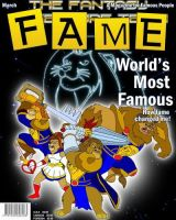 The Leaders in FAME Magazine by DreamsCanComeTrue67
