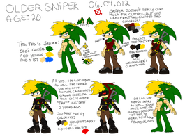 Sniper New Ref by SneakingSniper