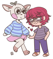 LINE PLAY Forteh and Sizab by Sizab