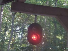 Train Light Stock by Marzipan-Stock