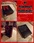 Team Rocket School Diary! by RachyChan