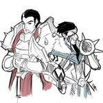My favorite league brothers by Mikkynga