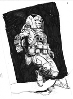 Space guy sketch EAL by Laemeur
