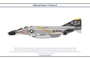 F-4B USA VF-84 1 by WS-Clave