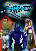 Darkness Tales: Chapter I Cover by ArkaDark
