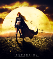 Supergirl by Jovan-Porto