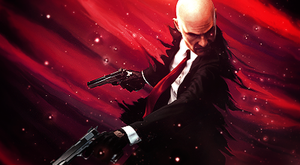 Hitman Smudge by rafdesigns