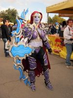 Lady Sylvanas Cosplay from WoW by ArwenLothlorien