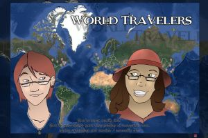 World Travellers by Sorren-Chan