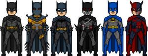 Batmen by BAILEY2088