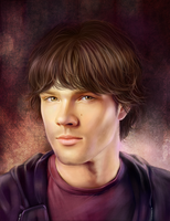 Jared Padalecki by Puppet-Girl86